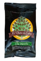 Thé Noir / Menthe